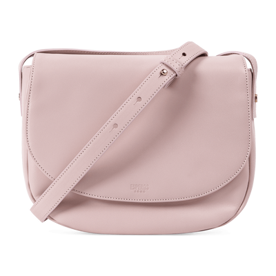 Rose Saddle Bag