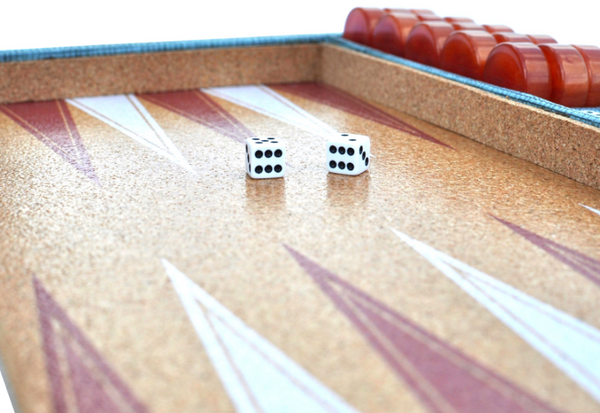 Backgammon Set by Crisloid x Pierrepont Hicks