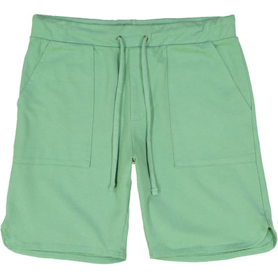 Micro Terry Scallop Short