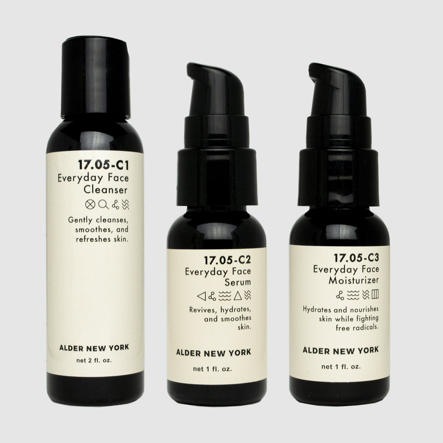Everyday Skincare Travel Set