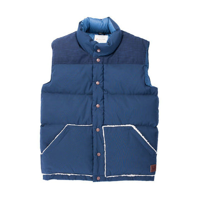 Locally Grown Down Vest