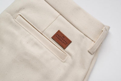 Workers Chino Classic Fit  Natural Denim