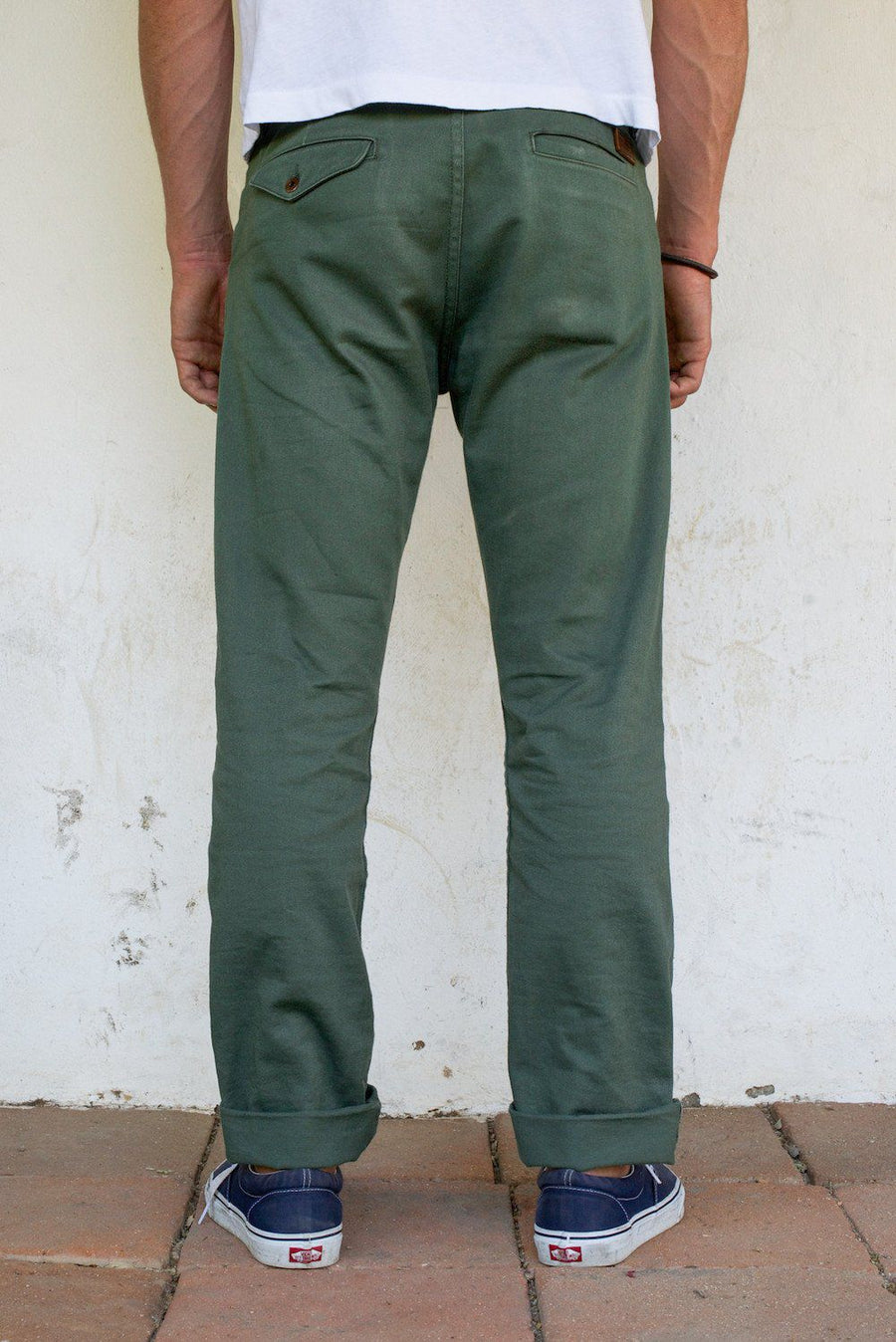 Workers Chino Slim Fit  1990's US Army Deadstock