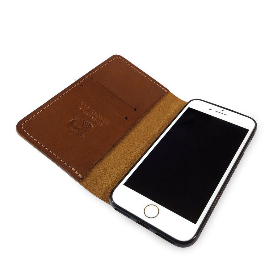 theGOODbook™ 8 - Saddle Tan
