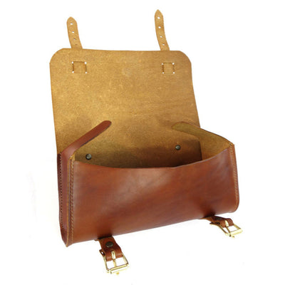 Handlebar Tool Bag - Saddle Tan
