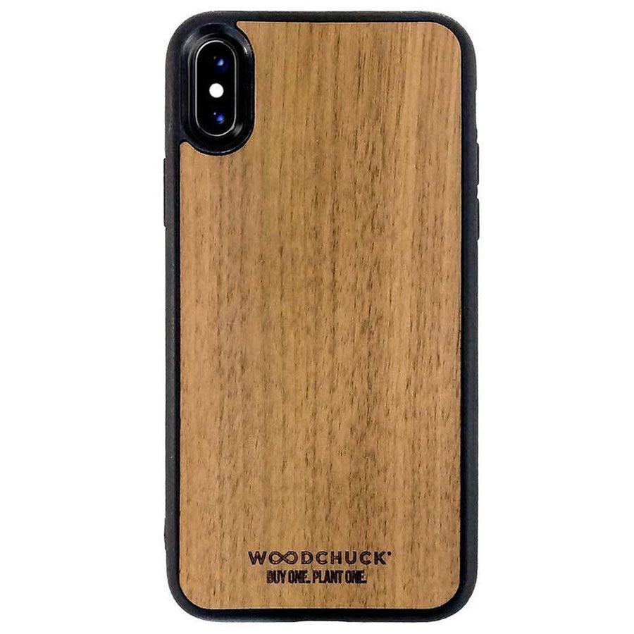 Real Wood iPhone X Case