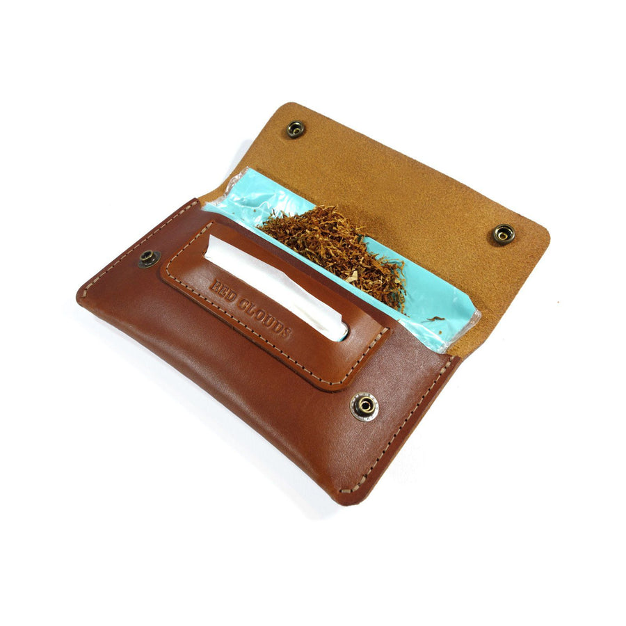 Eastwood Tobacco Pouch - Saddle Tan