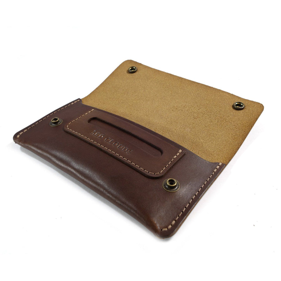 Eastwood Tobacco Pouch - Walnut