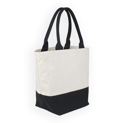 Block Tote Natural