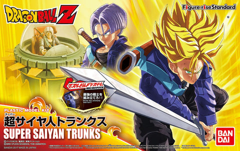 FRS DBZ Super Saiyan Trunks