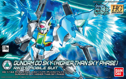 HG BFD 1/144 00 Sky (Higher Than Sky Phase) [PREORDER]