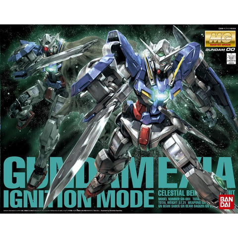 MG OO 1/100 Gundam Exia (Ignition Mode)