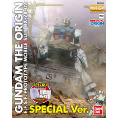 MG UC 1/100 RX-78-02 Gundam [Gundam The Origin] Special Edition