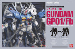 PG 1/60 RX-78 GP-01 Zephyranthes