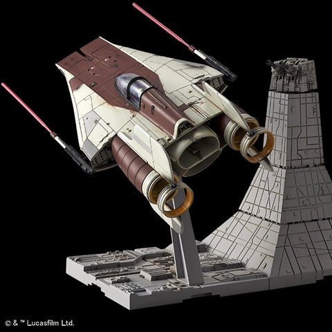 SWPM 1/72 A-Wing Starfighter