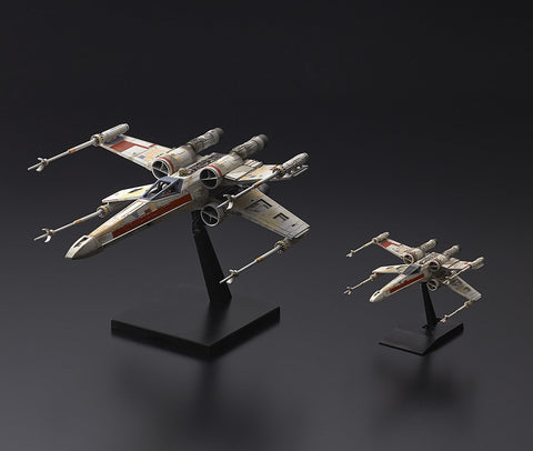 SWPM 1/72 & 1/144 Red Squadron X-Wing Starfighter Special Set