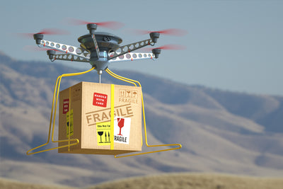 Problems that Delivery Drones will Solve