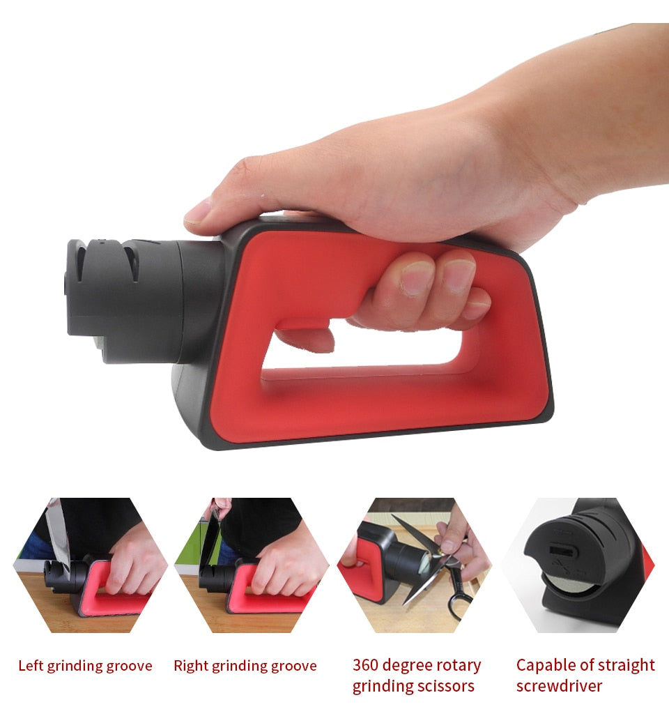 Professional Electric kitchen Knife Sharpener