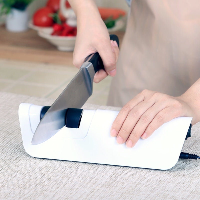 Electric Knife Sharpener Diamond Knife Sharpener