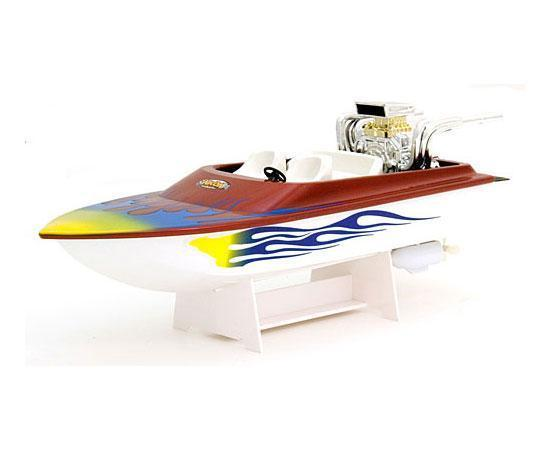 Clearance Item - River Rat Electric RC Boat (Disc.)