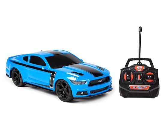 World Tech Toys Ford Mustang GT 1:24 Electric RC Car