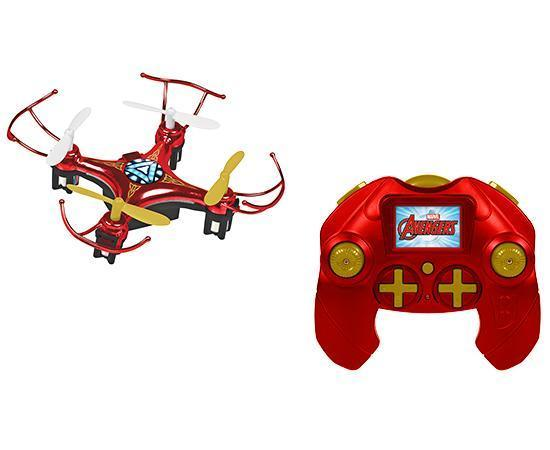 Marvel Licensed Iron Man 2.4GHz 4.5CH Micro RC Drone
