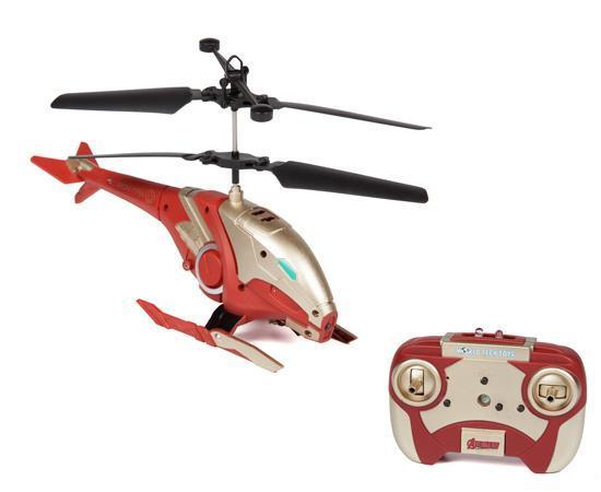 Marvel Licensed Iron Man Herocopter 2CH IR RC Helicopter