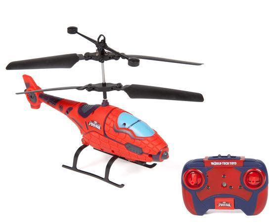 Marvel Licensed Ultimate Spider-Man Herocopter 2CH IR RC Helicopter