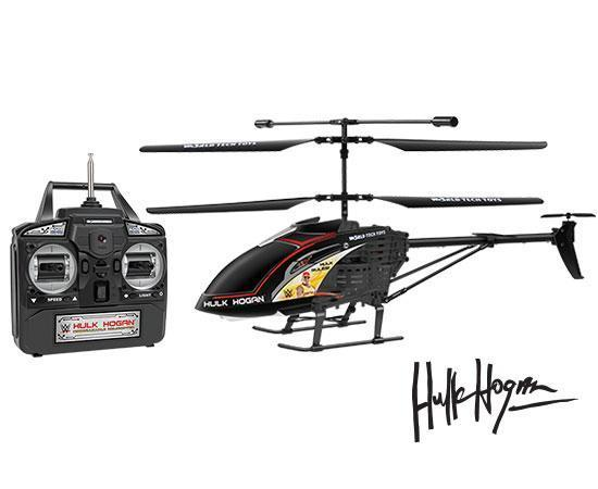 WWE Licensed Hulk Hogan Hercules 3.5CH RC Helicopter