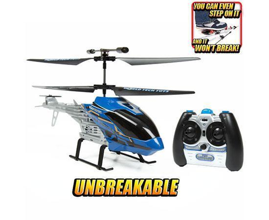 World Tech Toys Rex Hercules UNBREAKABLE 2CH RTF IR RC Helicopter