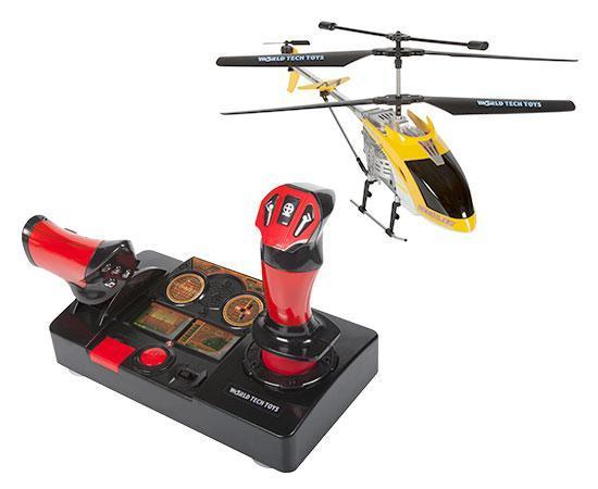 World Tech Toys Hercules Unbreakable  Helipilot 3.5CH 2.4GHz RC Helicopter