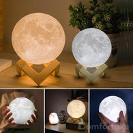 Beautiful Moon Light - comfortake