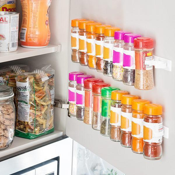 Kitchen Storage-Saver Hooks - comfortake