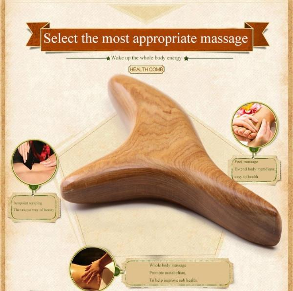 Miracle Acupuncture Triangle Stick