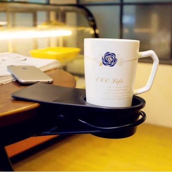 Desk Clip Cup Holder