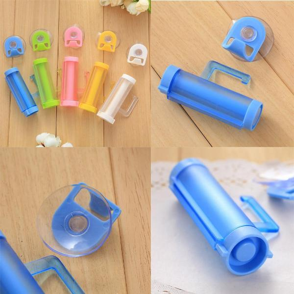Creative Toothpaste Squeezer (3 pcs)