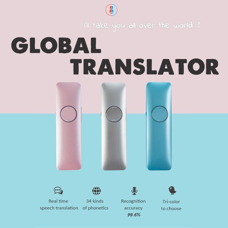 Global Translator - Live Voice Translation