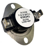 Limit Switch - L155-40 Nordyne OEM 626341
