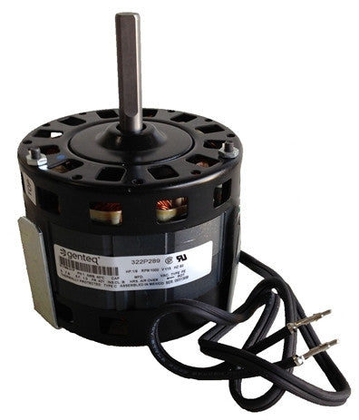 "5"" Motor; 115V, 1/6 HP, 1000 RPM, 1 Speed, S1-7966-311P"