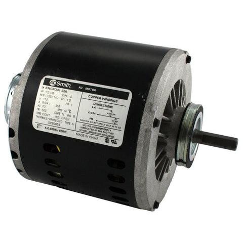 56Z Frame Motor; 115V, 1/2 HP, 1725/1140 RPM, 2 Speed, SVB2054