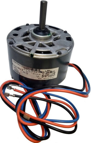 "5.5"" AC Condenser Motor; 208-230V, 1/8 HP, 1075 RPM, 1 Speed, 621856"