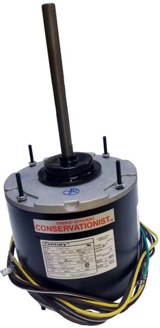 "5.5"" AC Condenser Motor; 208-230V, 1/3 HP, 1075 RPM, 1 Speed, FSE1036SV1"