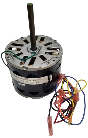 "5.5"" Motor; 240V, 1/3 HP, 1050 RPM, 4 Speed, CWLE, S1-02427651000"