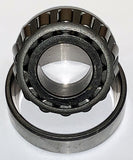 "Tapered Roller Bearing Set for 11/16"" Spindle; 11/16"" ID x 1-9/16"" OD, LM11749 & LM11710, Set of 4"