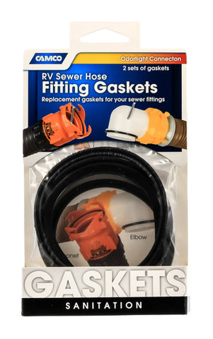 "3"" Sewer Hose Fitting Gaskets"
