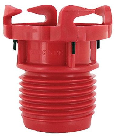 "3"" Sewer Hose x Female Bayonet Adapter"