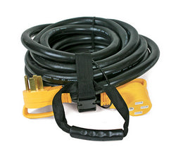 50 Amp 30' 125/250V Extension Cord with Grip Handles