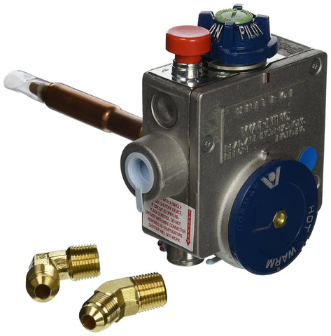 Atwood Water Heater Gas Control Valve, Pilot Light