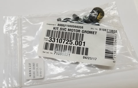 Dometic Brisk II AC Fan Motor Grommet Kit