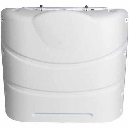 Propane Double Tank Molded Cover - 20 or 30 lbs